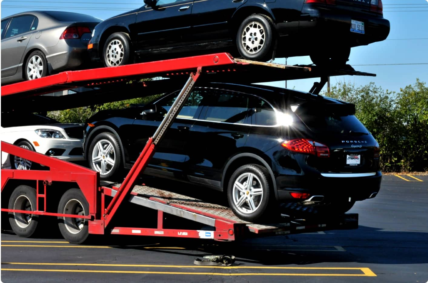 Car shipping estimate