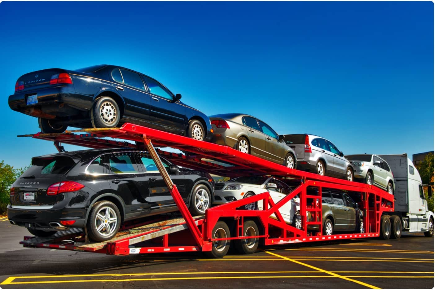 enclosed car transport, international car transport