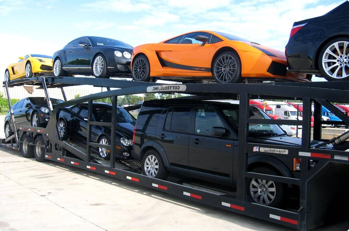Shipping a car from Hawaii